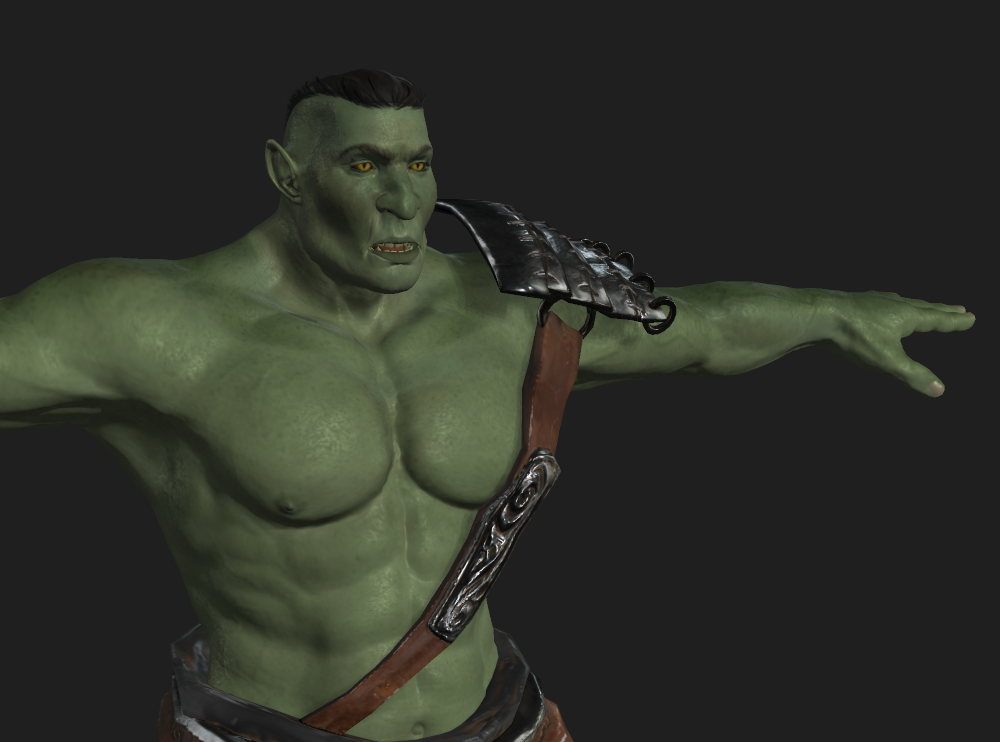 Orc in Fuse